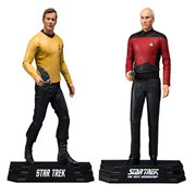Star Trek Series 1 Action Figure Set