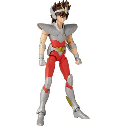 Knights of the Zodiac Anime Heroes Wave 1 Pegasus Seiya Action Figure