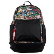 Marvel Comic Book Backpack