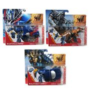 Transformers Age of Extinction One-Step Changers Wave 1 Set