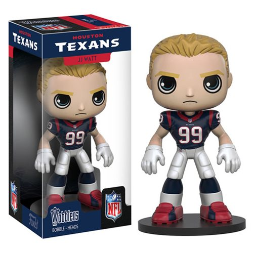 NFL J.J. Watt Bobble Head