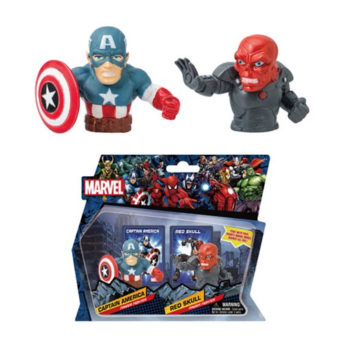 Marvel Captain America Vs. Red Skull Fighter 2-Pack Set #5