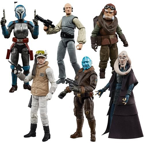 Star Wars The Vintage Collection 2020 Action Figures Wave 9