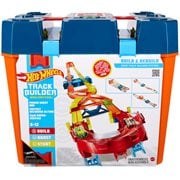 Hot Wheels Track Builder Unlimited Power Boost Box Playset