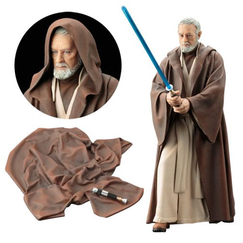 Star Wars: A New Hope Obi-Wan Kenobi ArtFX+ Statue (Reproduction)