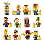 The Simpsons Moe's Tavern Mini-Figures Display Tray
