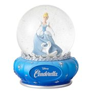 Disney Showcase Cinderella 5 1/2-Inch Water Globe