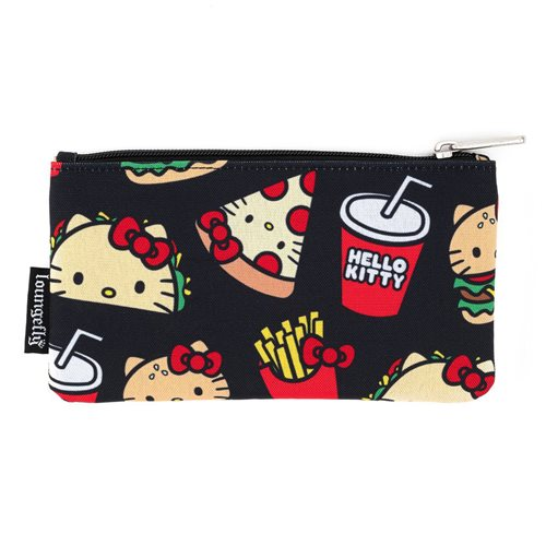 Hello Kitty Snacks Nylon Pouch