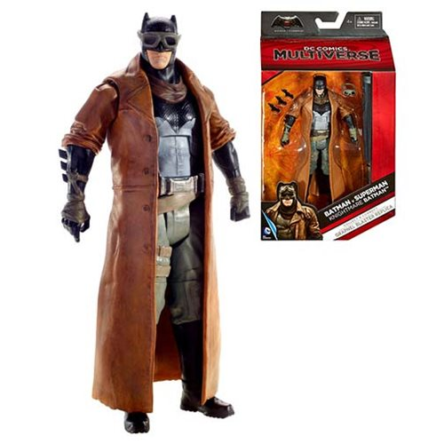 Batman v Superman: Dawn of Justice Multiverse Knightmare Movie Masters Action Figure