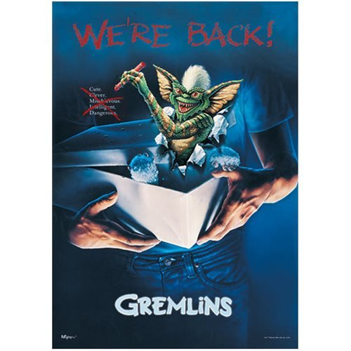 Gremlins We're Back MightyPrint Wall Art Print