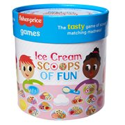 Fisher-Price Ice Cream Scoops of Fun Game