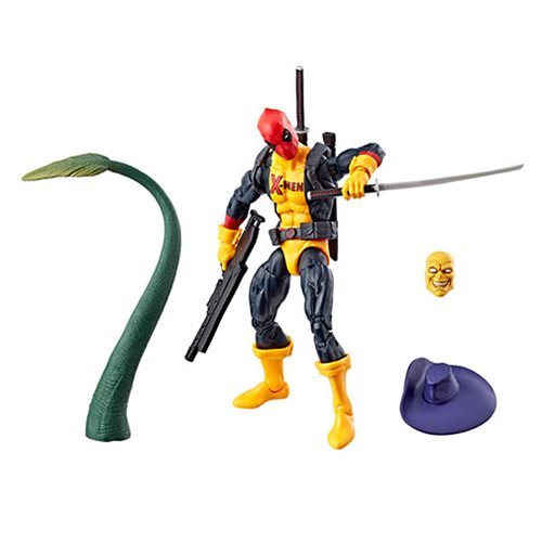 Deadpool Marvel Legends 6-Inch Deadpool in X-Men Shirt Action Figure