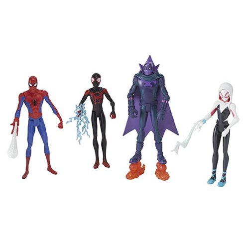 Spider-Man Into the Spider-Verse 6-inch Action Figure Wave 1