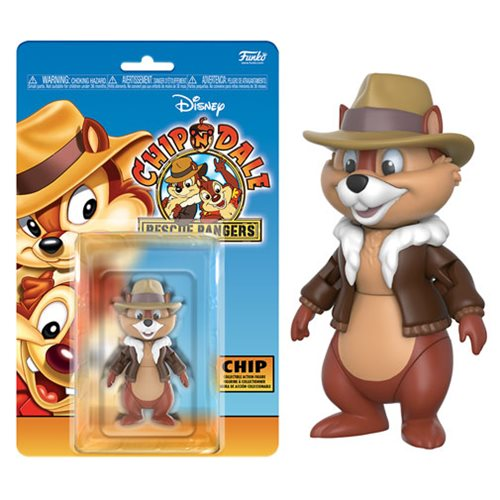 chip n dale rescue rangers chip 3 3 4 inch action figure
