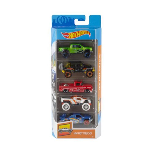 Hot Wheels 2020 5-Car Pack Wave 11 Case