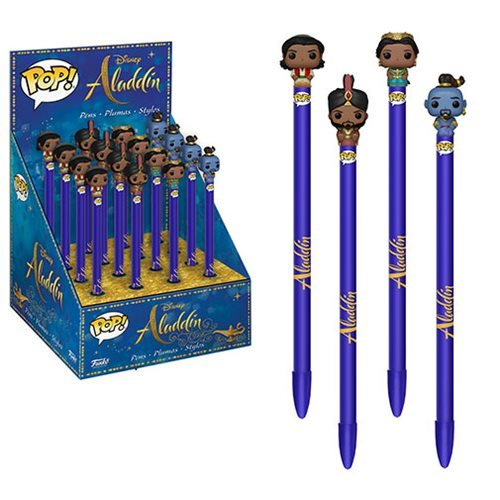 Aladdin Live Action Pop! Pen Display Case