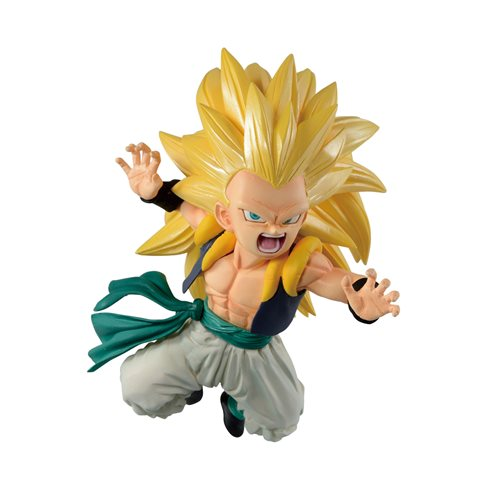 Dragon Ball Super Saiyan 3 Gotenks Rising Fighters Ichiban Statue
