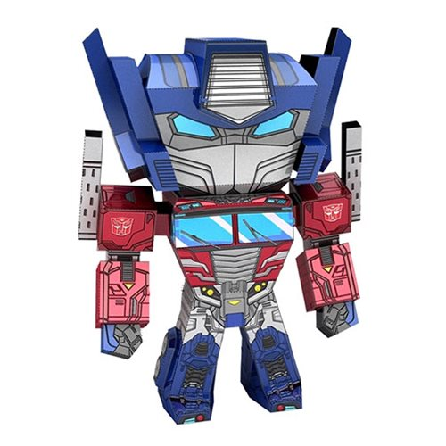 Transformers Optimus Prime Metal Earth Legends Model Kit