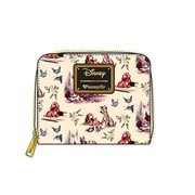 Lady and the Tramp Small Zip-Around Wallet