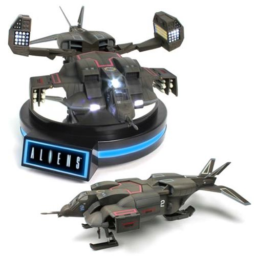 Aliens Dropship Magnetic Levitating Version
