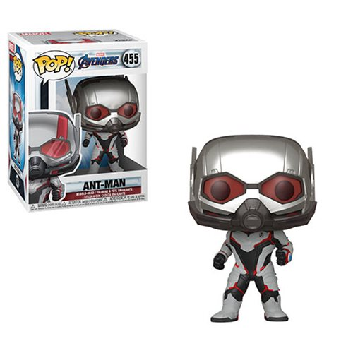 Marvel Ant-Man /& The Wasp Hank Pym Funko POP #343