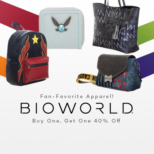 Buy One, Get One 40% Off Bioworld