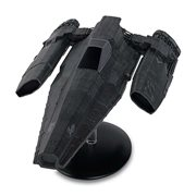 Battlestar Galactica Blackbird Ship with Collector Magazine