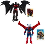 DC Armored Wave 1 7-Inch Action Figure Set