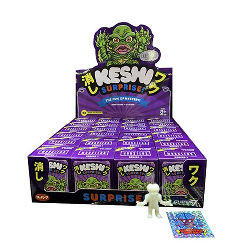 Universal Monsters Keshi Surprise Mini-Figures Series 1 Case
