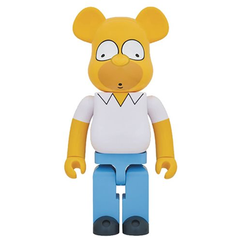 Simpsons Homer 1,000% Bearbrick Vinyl Figure