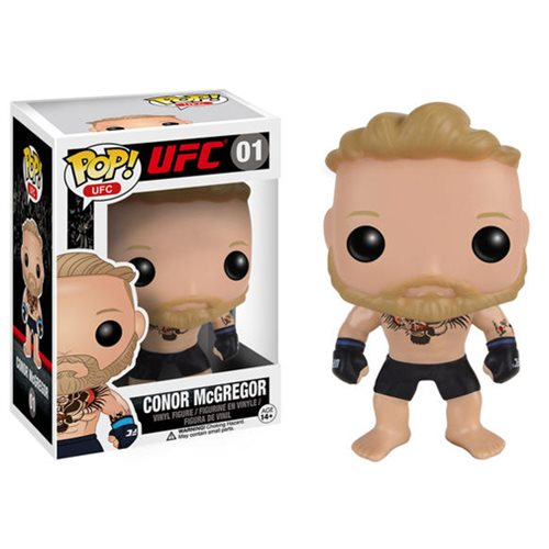 UFC Conor McGregor Pop! Vinyl Figures