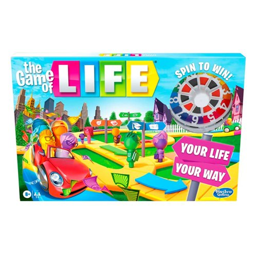 The Game of Life: Your Life, Your Way
