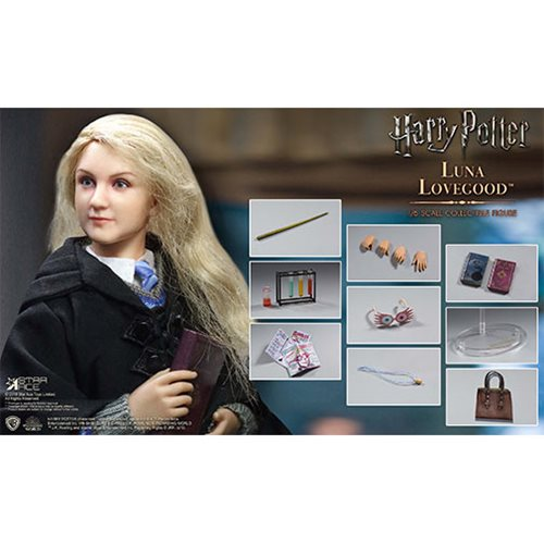 Harry Potter Luna Lovegood 1:6 Scale Action Figure