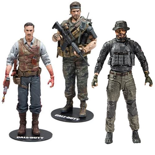 Call of Duty Series 2 7-Inch Action Figure Set