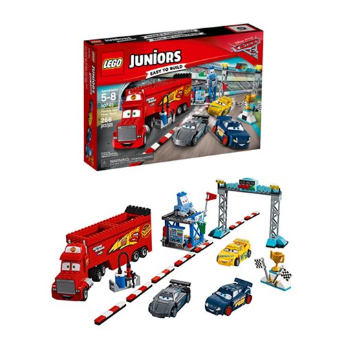 LEGO Juniors Cars 3 10745 Florida 500 Final Race