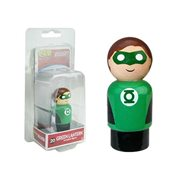 Justice League Green Lantern Pin Mate Wooden Figure