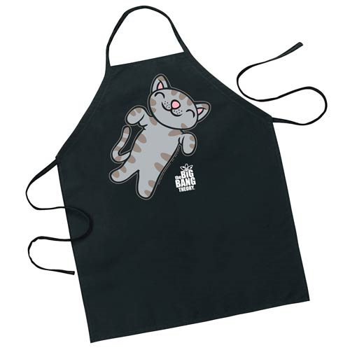 Big Bang Theory Soft Kitty Apron