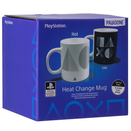 PlayStation PS5 10.1 oz. Heat-Change Mug
