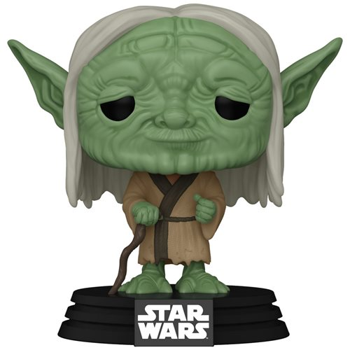 Star Wars Concept Yoda Pop! Vinyl Figure