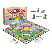 Rugrats Monopoly Game Collectors Edition