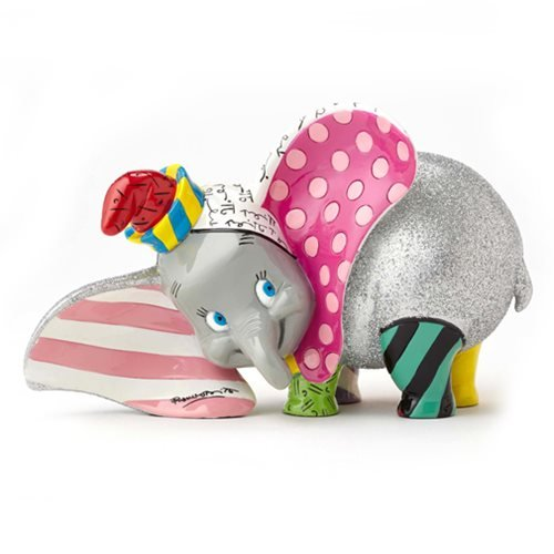 Disney Dumbo Statue by Romero Britto