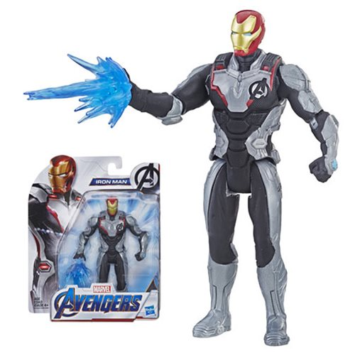Avengers Endgame Iron Man Action Figure , Not Mint