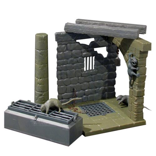 The Dungeon Monster Scenes Diorama Model Kit