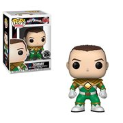 Power Rangers Green Ranger No Helmet Pop! Vinyl Figure #669, Not Mint