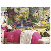 Disney Fairies Pixie Hollow Full Wall Mural