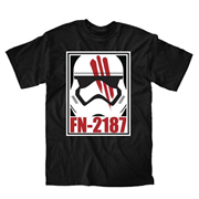 Star Wars: The Force Awakens FN-2187 T-Shirt - Previews Exclusive