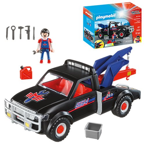 Playmobil 5664 Tow Truck