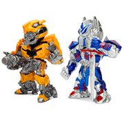 Transformers Movie 4-Inch Metals Figure Set
