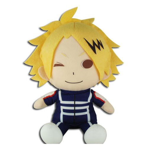 My Hero Academia Kaminari Sitting Pose 7-Inch Plush