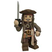 Pirates of the Caribbean: Dead Men Tell No Tales Jack Sparrow Vinimate Vinyl Figure